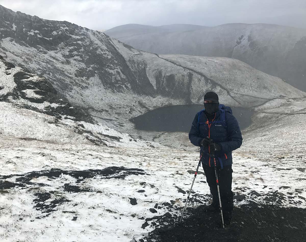 Scales Tarn in Winter