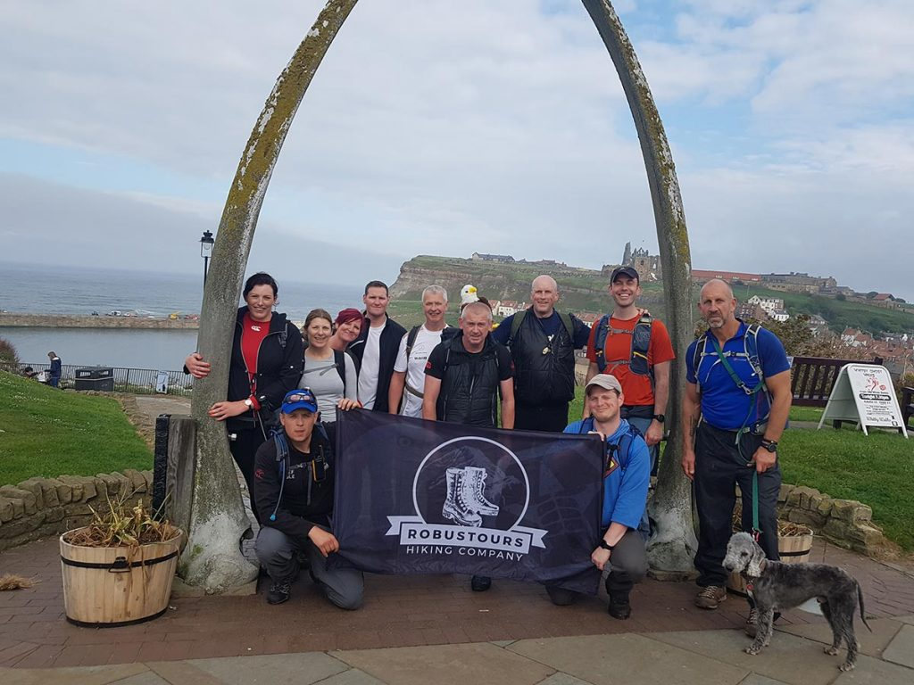Whale Bone Arch Whitby
