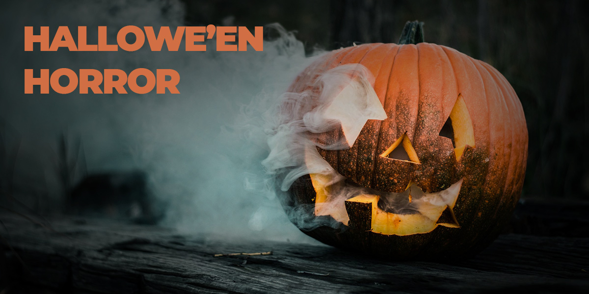 Are you ready for Hallowe'en?