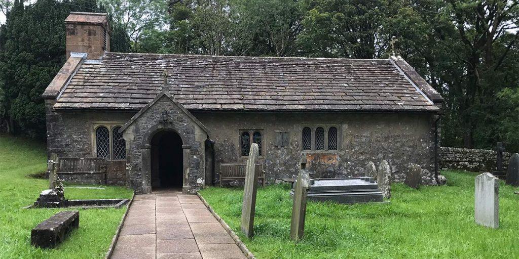 Grade II listed St Leonard's Church, Chapel-le-Dale