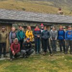 Black Sail Hut Spring Retreat in Ennerdale 2021