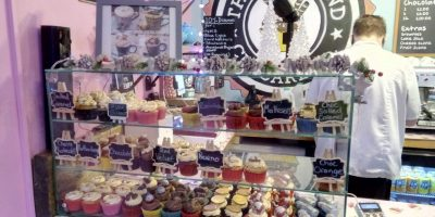 Auckland Cup Cake